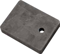 VIBRATING RUBBER WEDGE